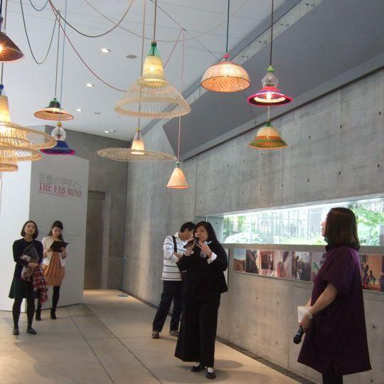"""『活動のデザイン』展あと一週間 / """"The Fab Mind"""" exhibition"""